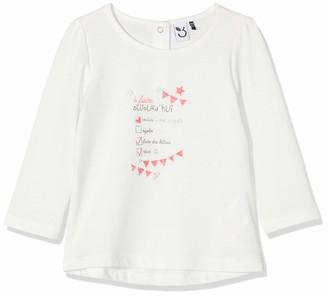 3 Pommes Baby Girls' 3p10992 Tee-Shirt Ml T