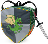 Kidorable Little Boys' Dragon Knight Backpack
