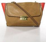 J.Crew J Crew Tan Leather Crossbody Handbag