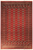 HRI Bokhara Collection Hand-Knotted Wool Area Rug - 9 x12'