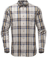 The North Face Plaid Long-Sleeve Woven Shirt