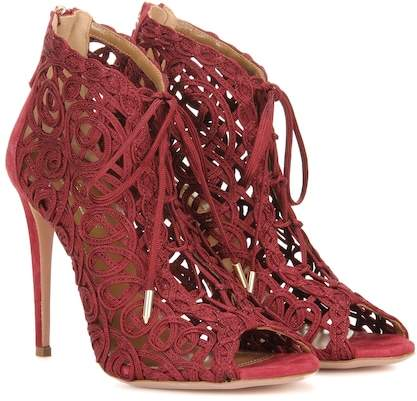 Aquazzura Kya bootie sandals