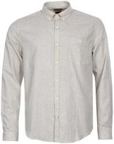 Barbour Shirt MSH3996 BE11 Ecru