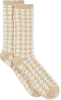 Charter Club Women's Cashmere-Blend Patterned Socks, Only at Macy's