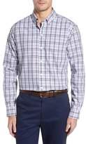 Cutter & Buck Irving Non-Iron Plaid Sport Shirt