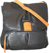 Nino Bossi Cross Body Bag that Converts to a Backpack