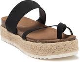 Madden-Girl Case Platform Espadrille Sandal