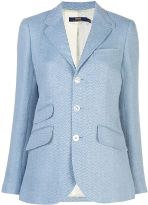 Polo Ralph Lauren Chambray Tailored Blazer