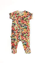 Inchworm Alley Fruit Loops Onesie