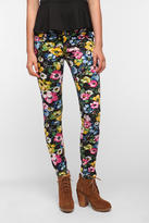 Tripp NYC Electric Flower Jean
