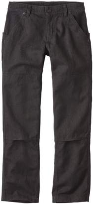 Patagonia Women's Iron Forge Hemp Canvas Double Knee Pants - Long