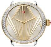 Michele Serein Broadway Diamond Watch Head, 38mm