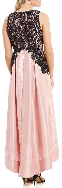 Sangria SAFC1152 Lace Jewel A-line Dress