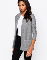 AX Paris Textured Blazer Jacket
