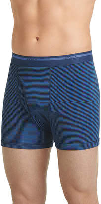 Jockey 4 Pair Boxer Briefs