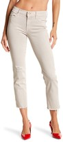 Mother The Rascal Cropped Straight Leg Jeans