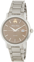Brooks Brothers Men&s Premium Collection Automatic Bracelet Watch