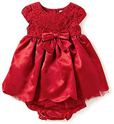 Sweet Heart Rose Sweetheart Rose 3-24 Months Scalloped Hem Dress