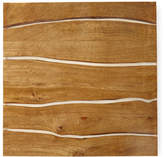Kim Seybert Square Fragment Wood Placemat