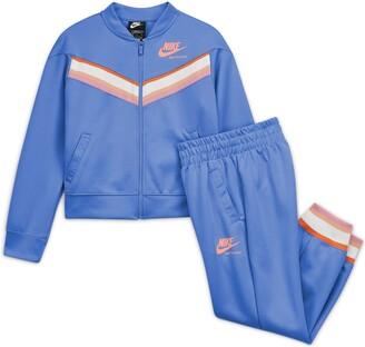 Nike Sportswear Heritage Track Jacket & Pants