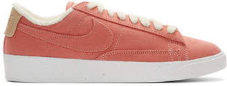 Nike Red Blazer Low LX Sneakers