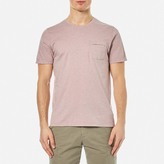Oliver Spencer Men's Envelope TShirt - Pink