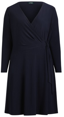 WomanRalph Lauren Jersey Fit-and-Flare Dress