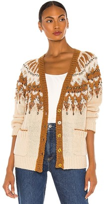 Mes Demoiselles Molier Knitted Cardigan