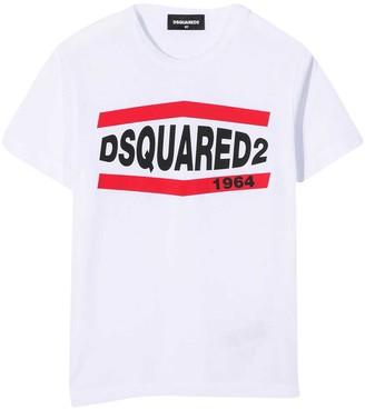 DSQUARED2 White T-shirt