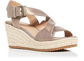 Eileen Fisher Women's Beckon Espadrille Wedge Sandals