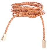 Louis Vuitton Braided Vachetta Belt