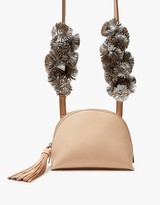 Loeffler Randall Crossbody Pouch in Natural/Sil