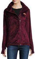 The North Face Osito 2 Fleece Parka Jacket, Deep Garnet Red