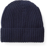 Ralph Lauren Rib-knit Cashmere Watch Cap