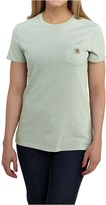 Carhartt Cotton-Blend Single-Pocket T-Shirt - Short Sleeve, Factory Seconds (For Women)
