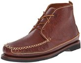 Chippewa Men's American Bison Three Eye Tie Chukka Penny Loafer