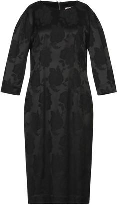 Hache Knee-length dresses