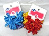 Goody Assorted Color Scrunchie Elastics (30481) (Pack of 2)