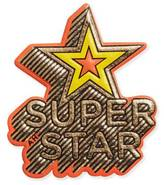 Anya Hindmarch Super Star Sticker for Handbag