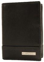 Swiss Gear Men's Lucerne Trifold Wallet Black