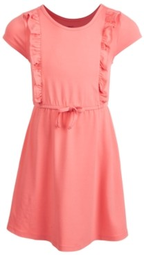 Epic Threads Little Girls Ruffle Tie Dress, Created for Macy's