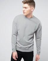 ONLY & SONS Sweatshirt Raw Seam Detail