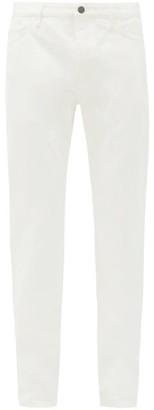 The Row Irwin Straight-leg Jeans - Mens - White