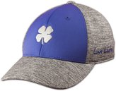 Black Clover Live Lucky Heather Luck Premium Fitted Golf Cap (L/XL, )