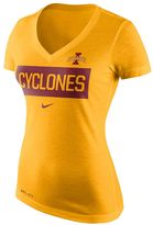 Nike Women's Iowa State Cyclones Tailgate Dri-FIT Tee