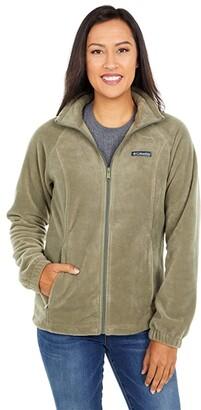 Columbia Benton Springstm Full Zip (Fuchsia) Women's Jacket