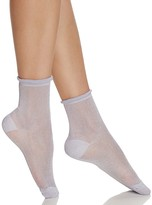 Free People Glimmer Oasis Ankle Socks