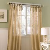 Laura Ashley Danbury 42-Inch x 84-Inch Decorative Window Curtain Panel