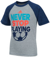 adidas Graphic Tee - Preschool Boys 4-7
