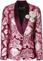 Christian Pellizzari baroque style jacket